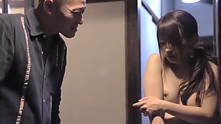 Crazy Japanese whore in Best Amateur, Cunnilingus JAV video