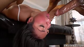 Rough mature and pale girl anal first time Rough anal fucky-fucky for Lexy Bandera s