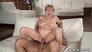 super-naughty grandma still likes hard dick
