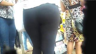 bucetuda na legging (big pussy legging) T75