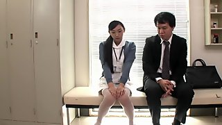 Exotic Japanese slut in Crazy Nurse, HD JAV video