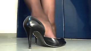 Japanese Leg tease 2