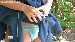 Culotte Bleue
