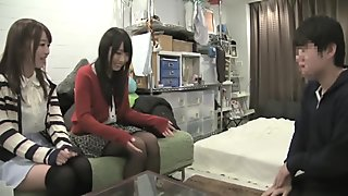 Best Japanese chick in Amazing Fetish, HD JAV video