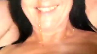 MarieMature cum tribute